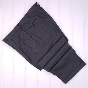 Polo Ralph Lauren Blue Label Pants 38x30 Gray Mens